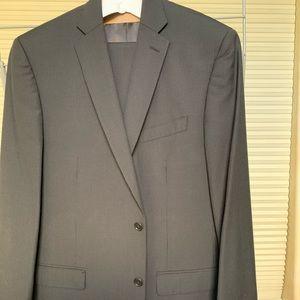Calvin Klein 100% wool Suit